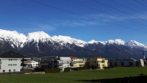 Rundgang durch Innsbruck