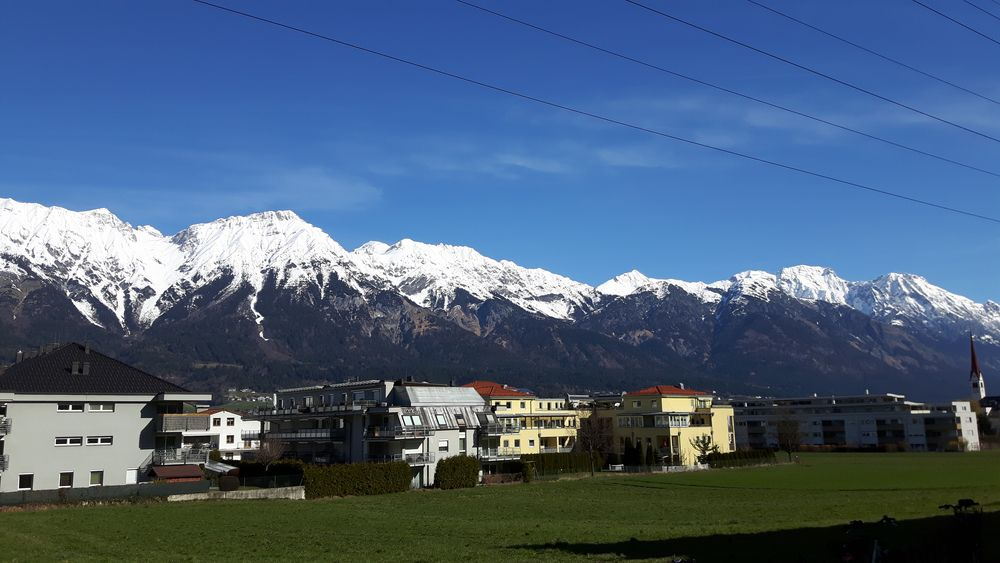 Impressions from Innsbruck