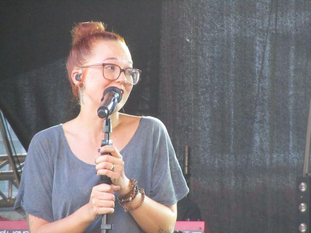 Stefanie Heinzmann in Borken