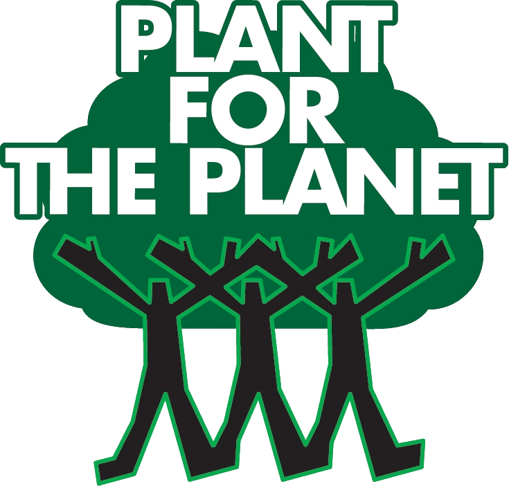 Logo der Initiative 'Planet for the Planet'